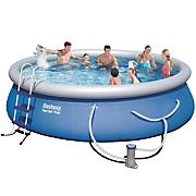 Fast Set Round Pool by Bestway