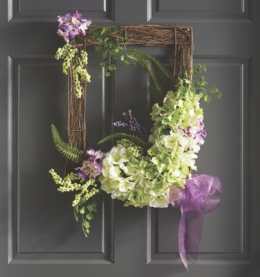 Hydrangea Wreath From Country Door Ni735031