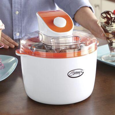 Ginny's Brand Ice Cream/Yogurt/Sorbet Maker