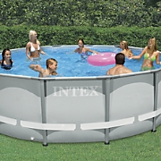 Ultra Metal-Frame Pool by Intex
