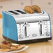 Ginny's Brand 4-Slice Toaster