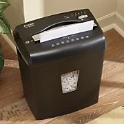 12-Sheet Crosscut Jam-Free Paper Shredder by Aurora