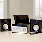 Home Music System with CD Player by GPX