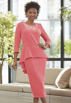 Jacqui Skirt Suit