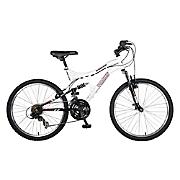 24  ranger 21 speed girls bike by polaris