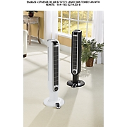 "36"" Tower Fan with Remote by Lasko"