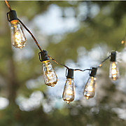 edison string light