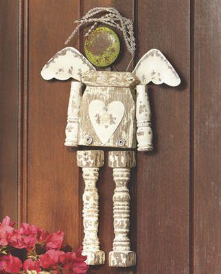 Garden Hanging Angel