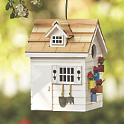 Potting Shed Birdhouse
