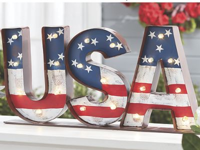 USA Marquee Light