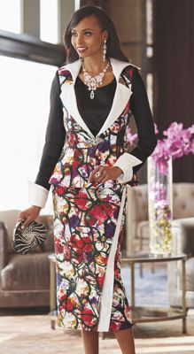 Cherelle Skirt Suit