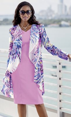 Priya Jacket Dress