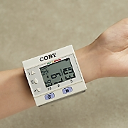 Wrist Blood Pressure Monitor by Coby