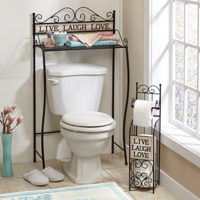 Live Laugh Love Bathroom Accessories