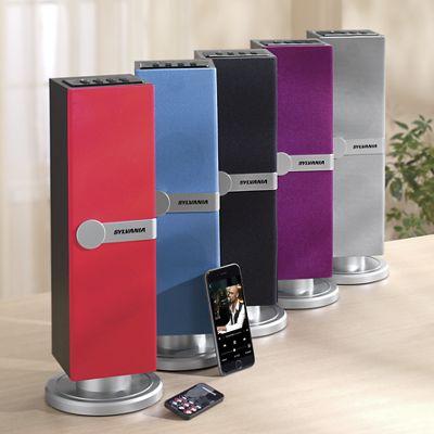 Mini Bluetooth Tower Speaker by Sylvania