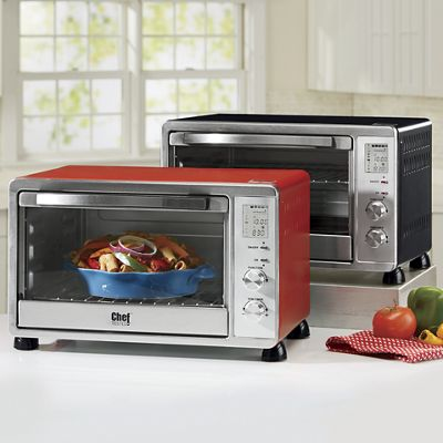 Chef Tested 174 Digital Convection Toaster Oven By Montgomery