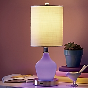 Color-Changing Lamp with USB Port