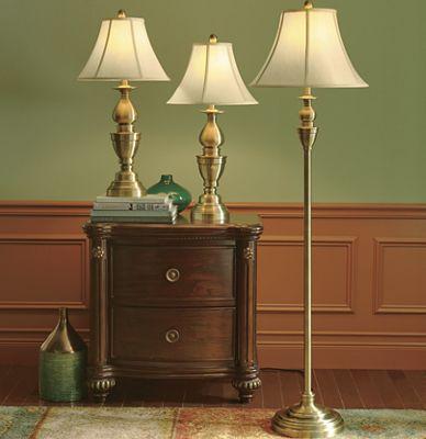 3-Piece Touch Lamp Set