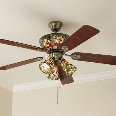 Magnolia Ceiling Fan