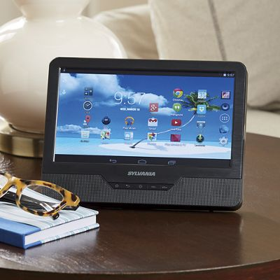 """9"""" Android Tablet/DVD Player by Sylvania"""