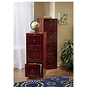 4-Drawer Locking File Cabinet