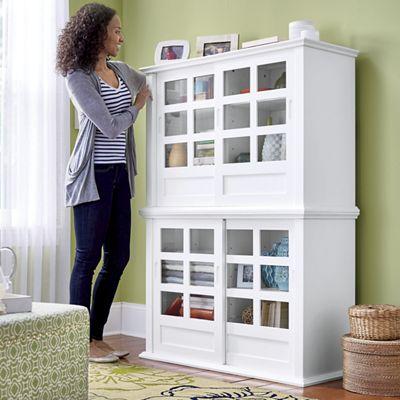 Stackable Storage Cabinet