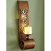Lighted Wall Sconce