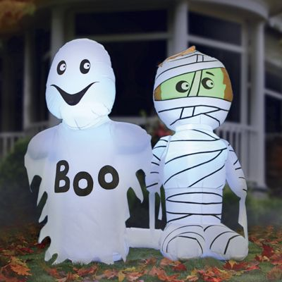 Trick or Treaters Inflatables