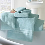 inspire 6 pc towel set