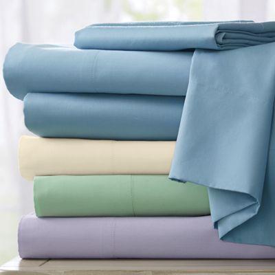 400-Thread Count Cotton Pima Sheet Set