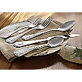 20-Piece Whitetail Deer Flatware Set by Canterbury