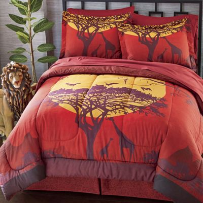 Kalahari Comforter Set