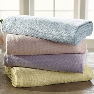 Long Staple Cotton Blanket
