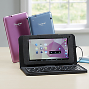 "7"" Or 10.1"" Suprapad Tablet with Keyboard Case by Iview"