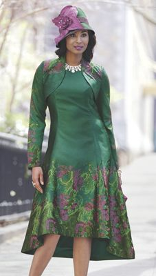 Valerie Jacket Dress