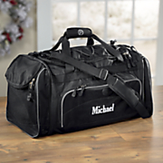 Personalized Duffle with Shoe Pocket