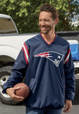 Men's NFL Bullpen V-Neck Pullover