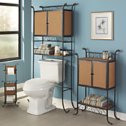 Rattan Bathroom Collection