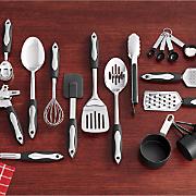 19-Piece Culinary Edge Utensil Set