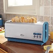 ginny s brand long 4 slice toaster