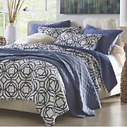 Larroque Oversized Quilt and Sham