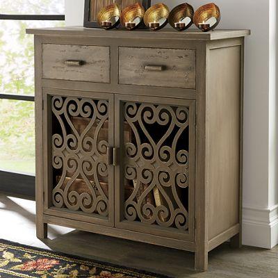 Austin Scroll Cabinet
