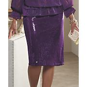 roxie sequin skirt 28