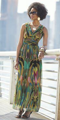 Bonita Maxi Dress