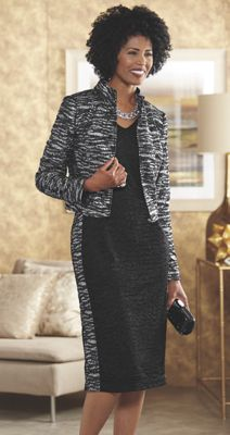 Marissa Jacket Dress