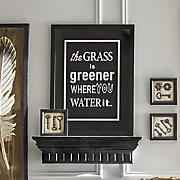 grass is greener art