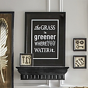 Grass Is Greener Art