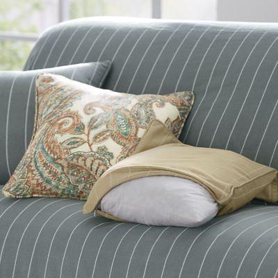 Saville Row Pillow Cover