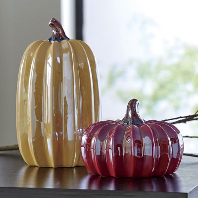 Pearlized Pumpkins