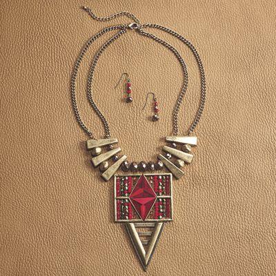 Keely Jewelry Set
